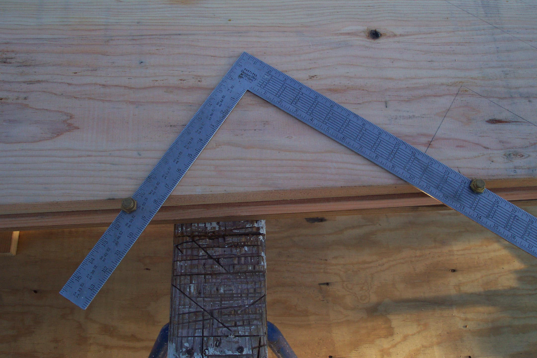 Framing Square And Stair Clips