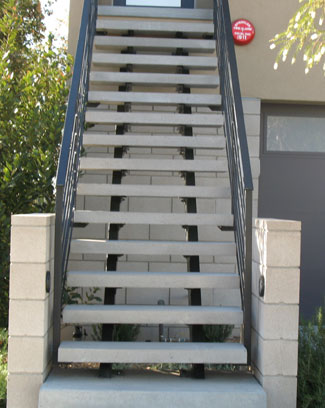 Steel Stairs Also Have Great Benefits For Structural Strength In Different  Forms Of Fabrication. Steel Stairs Can Be Made Longer And Stronger Than  Wood ...