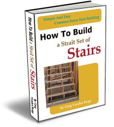 Learn From The Master Stair Builder