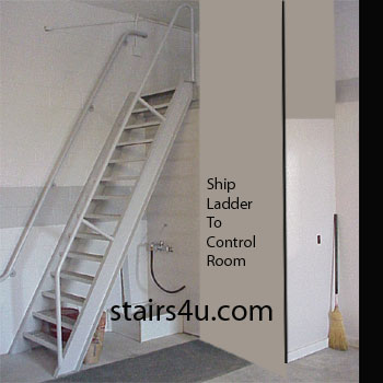 Superb Ship Ladders