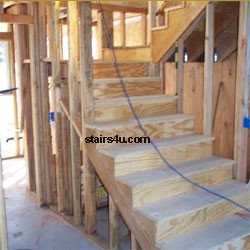 Conventional Framing Home Construction