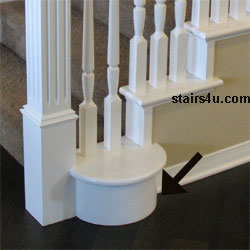 Half Round Risers Design And S