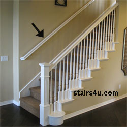 Gripable Handrailing
