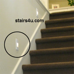 Ordinaire Stair Lighting Problems In Old Houses