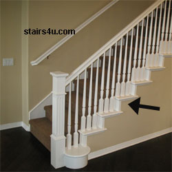 Open Stairway Design And Construction