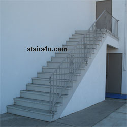 Ordinaire Outdoor Stairs   Design And Construction