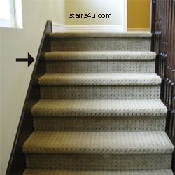 Skirt Board   Staircase Finish Parts