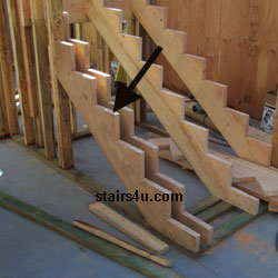 Exceptional Face Stringer   Stair Framing And Construction