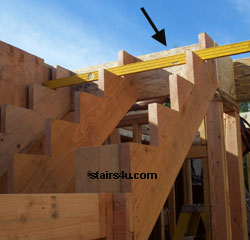 Headout Stair Framing And Construction