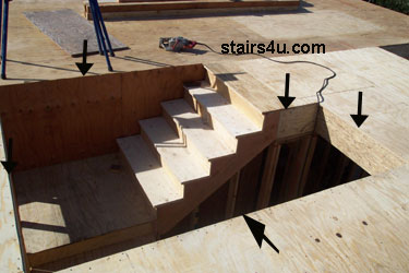 Stairwell Framing Advice