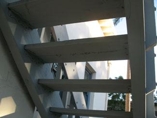 Under Stairs Bracket Supports