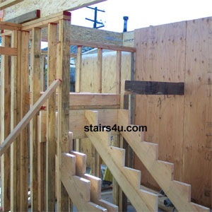 Landing   Stair Building Math And Construction Design
