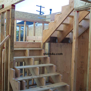 Building The Stairs Stair Installation Guide For Homeowners