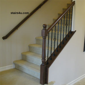 Interior Stair Construction