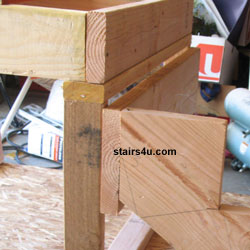 Stringer Layout Learn How To Design A Stair Stringer