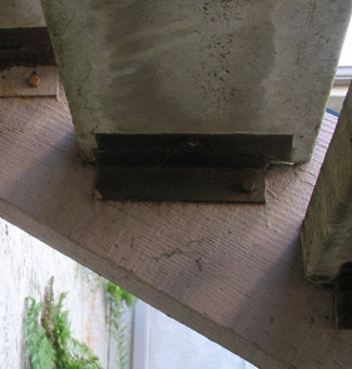 Ordinaire Concrete Tread Bracket
