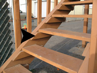 Stair Stringer Laminated To 2x4 Joy Studio Design