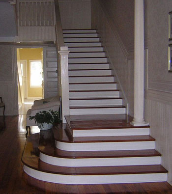 Superb Bottom Stairway Building Code Problem