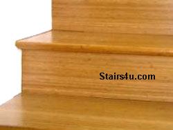 High Quality Bamboo Stair Tread Tips