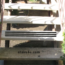 Non Skid Stair Strips